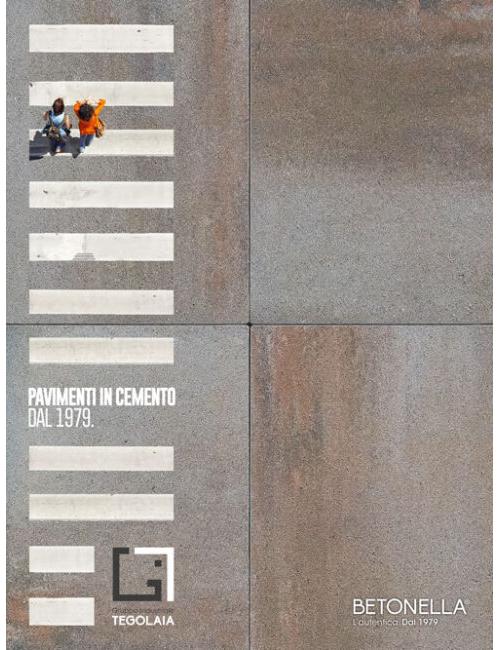 Pavimenti in cemento dal 1979