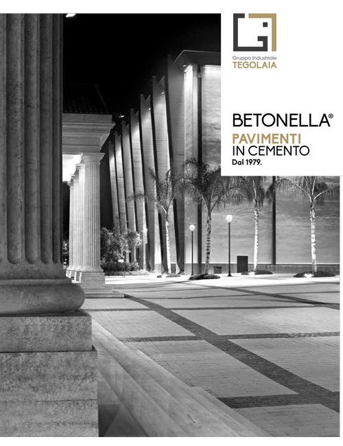 Catalogo Betonella