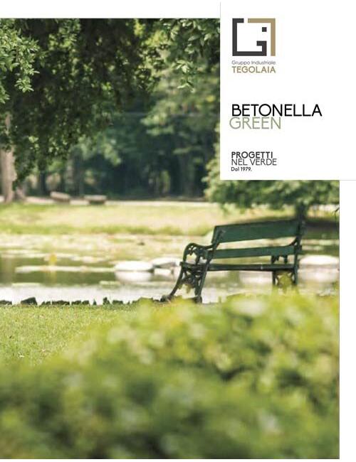 Betonella Green