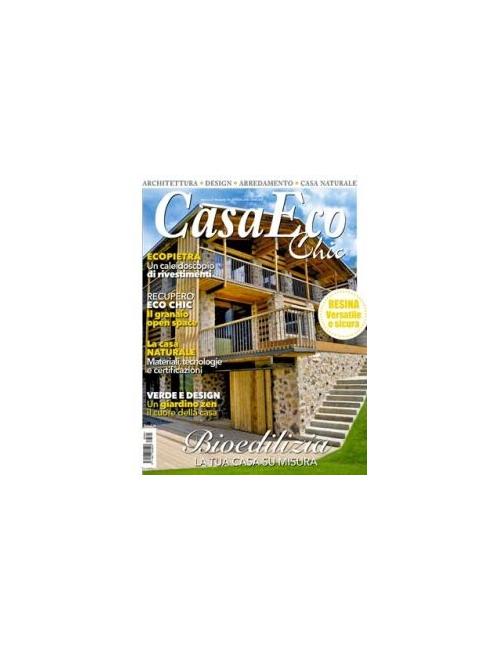 Casa Ecochic - Una pietra ecologica